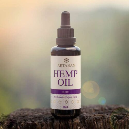 Artaban Hemp Oil Pure