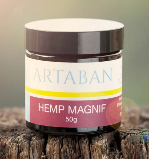 Artaban Hemp Magnif Cream