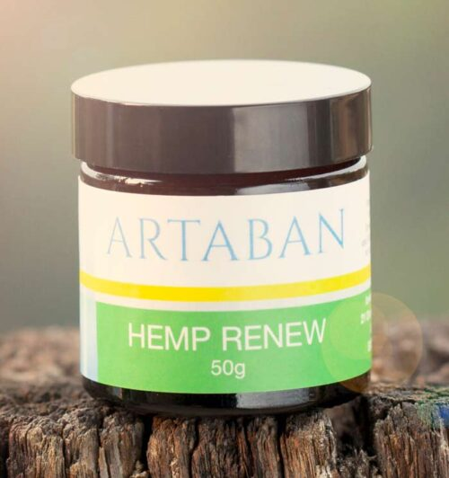 Artaban Hemp Oil Renew Cream