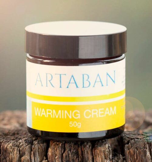 Artaban Hemp Oil Warming Cream