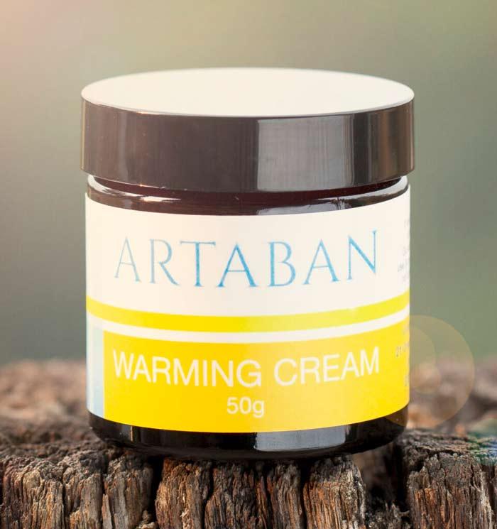 Artaban Hemp Oil Warming Cream