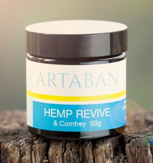 Artaban Hemp Oil Revive Cream