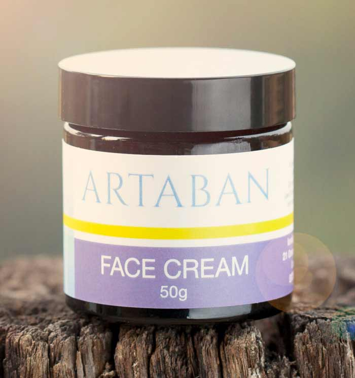 Artaban Hemp Oil Face Cream