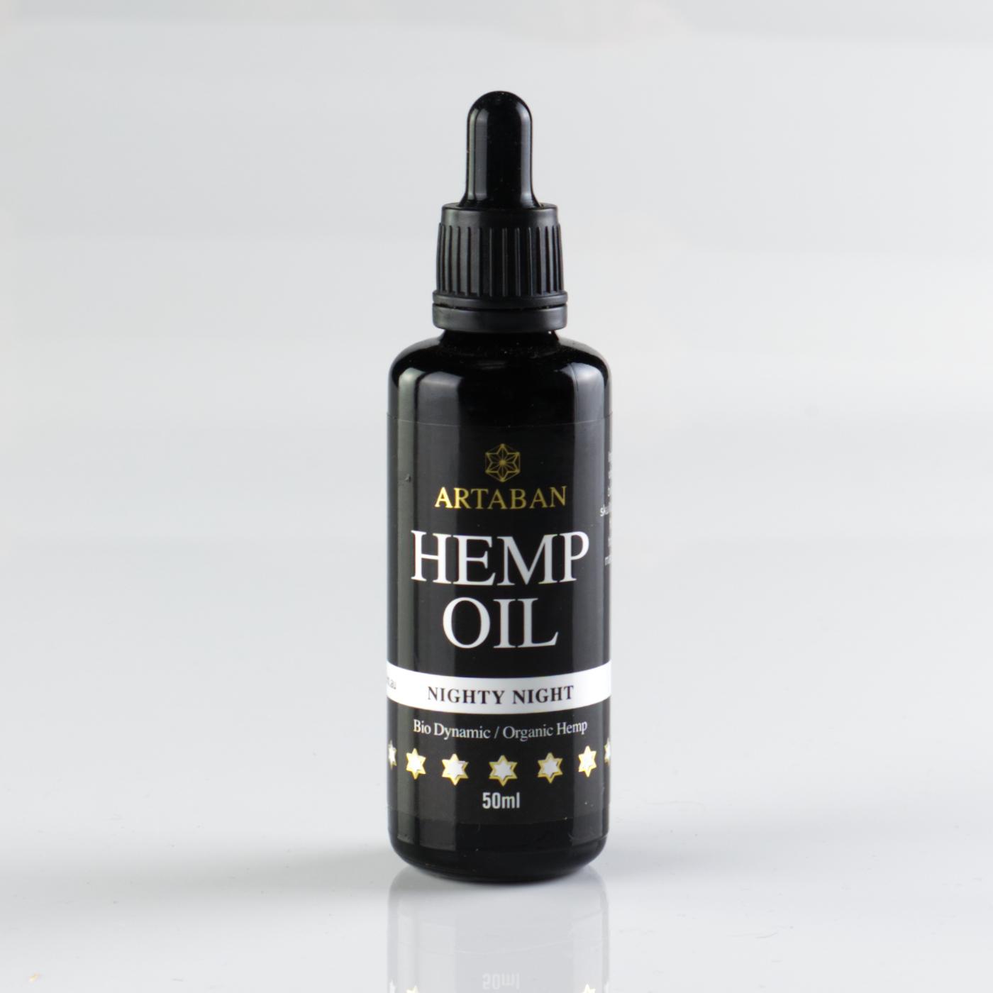 Nighty Night Hemp Oil